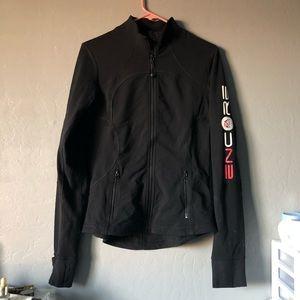 Lululemon fitted athletic jacket size 8